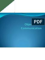 Objectives of Communication Ppt
