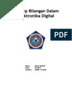 Konsep Bilangan Dalam Elektronika Digital