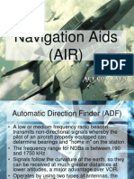 Navigational Aids by Air
