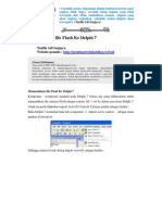 Taufik Install Flash Delphi