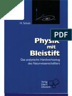 Schulz H. Physik Mit Bleistift (4ed., Harri Deutsch, 2001)