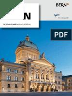 Bern - Tourism Guide 2012