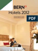Bern - Hotels 2012