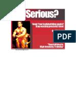 R U Serious by Bill Sahli (Rev1p)