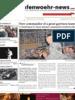 grafenwoehr-news.com // Ausgabe #4 // 01/2012 // English