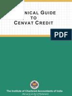 20962tg Cenvat Credit