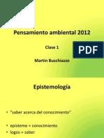 ClaseEpistemologia