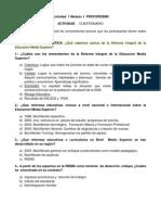 Actividad 1 Modulo 1 Profordems 6