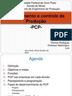 Seminário PCP Final