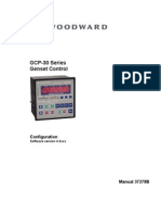 Woodward GCP30 Configuration 37278_B