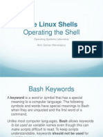 Linux Shell (2)