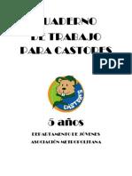 Cuaderno Castores 1-12