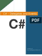 Delegates Events