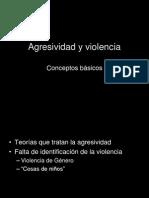 Agresividad y Violencia (2)