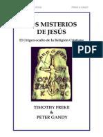 Freke, Timothy - Los Misterios de Jesus