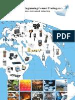 Enviro Engineering General Trading Catalogue