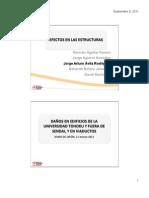 5 Efectos en Las Estructuras JAAR