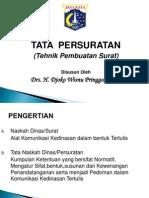 Tata Persuratan 2012