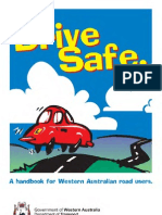 West Australian Drive Safe Full Handbook