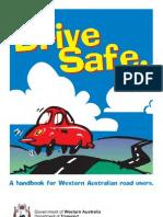 West Australian Drive Safe Full Handbook