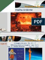 03 Daniel - A Fornalha Ardente