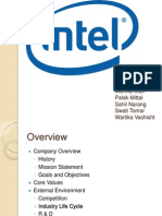 Intel Case Study_Presentation