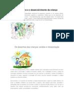 O desenho e o desenvolvimento da criança