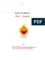 81245866 Know Thy Nature Part 1 Breath