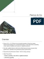 Pemco Overview Slides