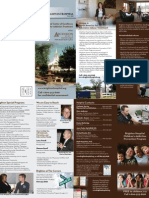 Chemical Dependency, Drug and Alcohol Treatment Center Brochure - Brighton Hospital
