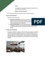 protocolos ambientales