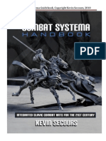The Combat Systema Guidebook by Kevin Secours