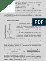 DILATACIÓN  DE  SÓLIDOS Y LÍQUIDOS_U