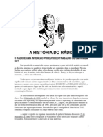 A História do Rádio