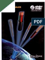 Catálogo Cables Electricos Comerciales-Phelps Dodge