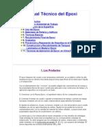 Manual Técnico del Epoxi
