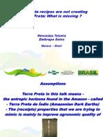 Wenceslau Teixeira Terra Preta Receipes 2012