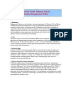 Student Engagement Policy 2010