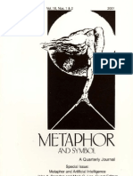 John a. Barnden, Mark G. Lee (Editors)-Metaphor and Artificial Intelligence a Special Double Issue of Metaphor and Symbol (Metaphor and Symbol)