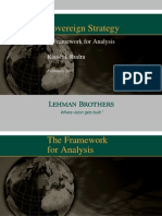 Lehman Brothers Strategy