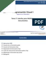 Tema7-Interfaz de Multiples Documentos