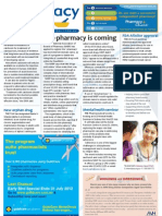 Pharmacy Daily for Mon 23 Jul 2012 - Dot-pharmacy is coming, EMA calcitonin,  Glassia approval, HIV solution and much more...