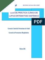 Guia Lupus Eritematoso2011