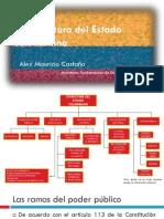 Estructura Del Estado Colombiano Virtud Esfera Pública