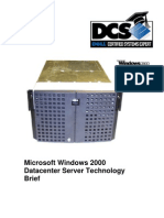 Data Center Tech Brief