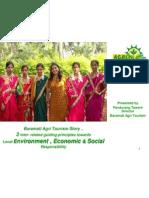 Agri Tourism Baramati Case Study  for Responsible Tourism