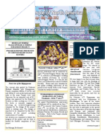 Murugan Temple Newsletter - April, May, June 2012