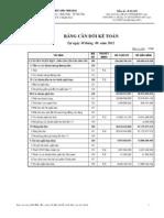 BCTC Q2-2012 (Truoc Kiem Toan)