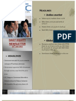 DAILY EQUTY REPORT BY EPIC RESEARCH - 23  JULY  2012