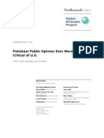 Pew International Report